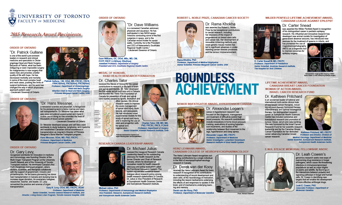 2015 RAC Boundless Achievement Poster