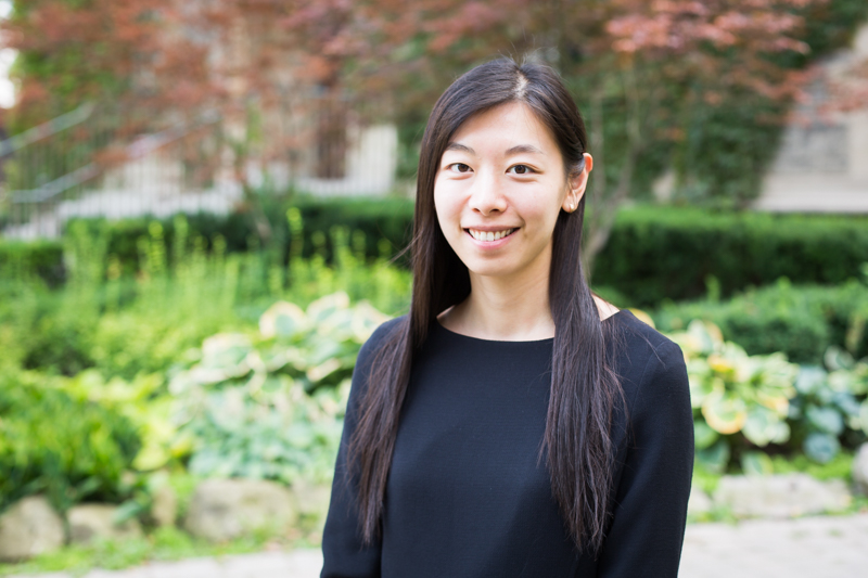 Stephanie Zhou, MD '18