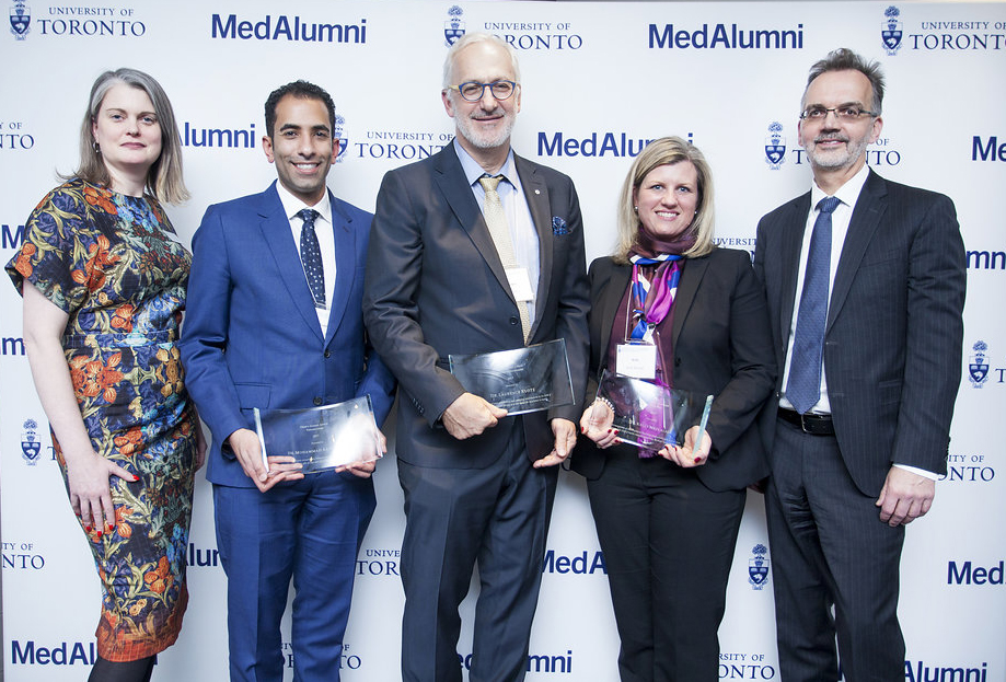 2017 Dean's Alumni Award Recipients