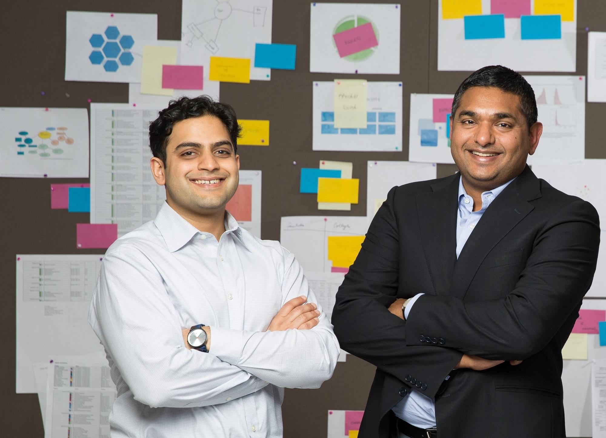 Amol Verma and Fahad Razak