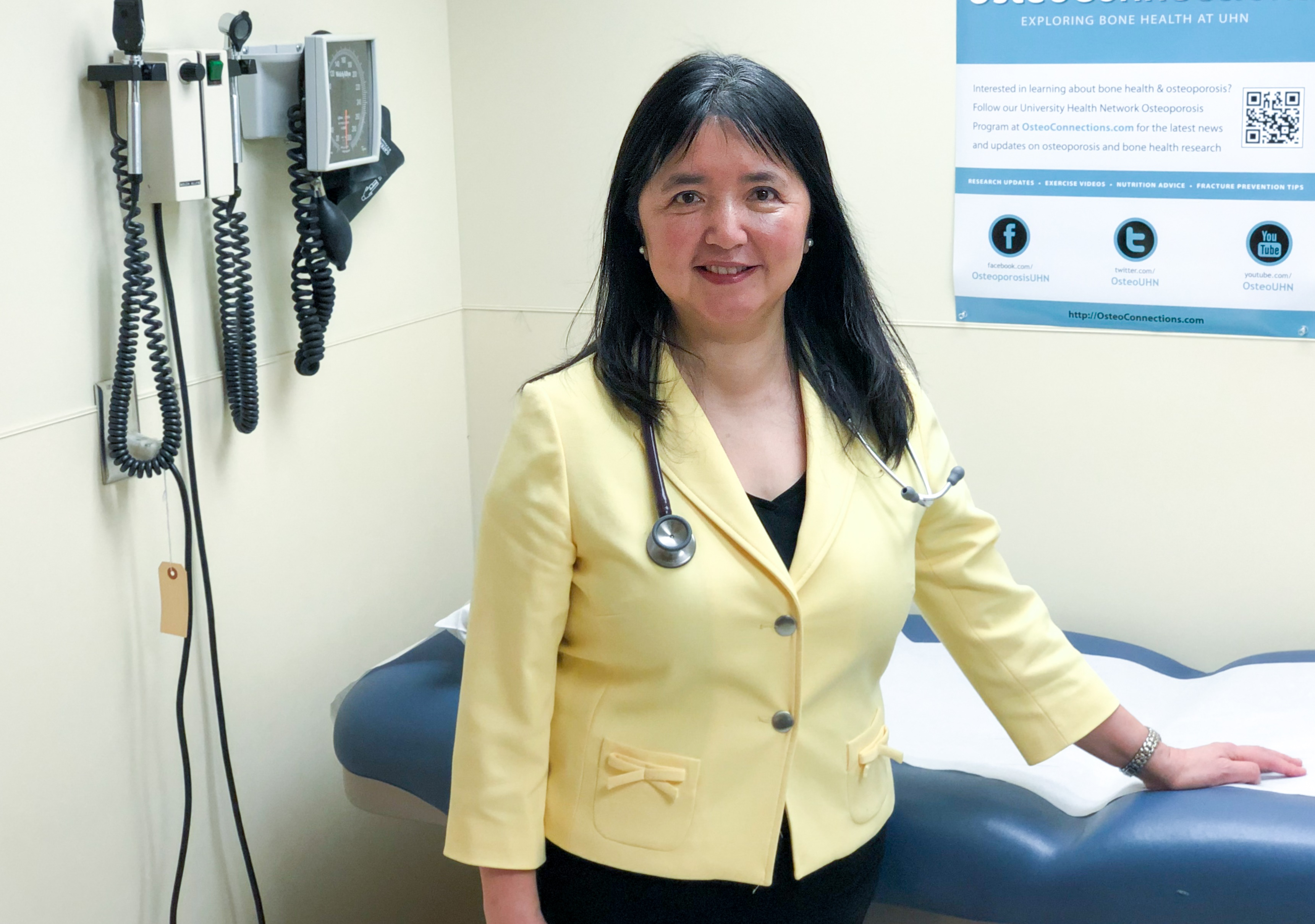Dr. Angela Cheung, KY and Betty Ho Chair in Integrative Medicine