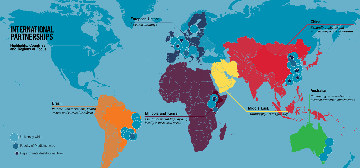 Global Health Map — International Relations