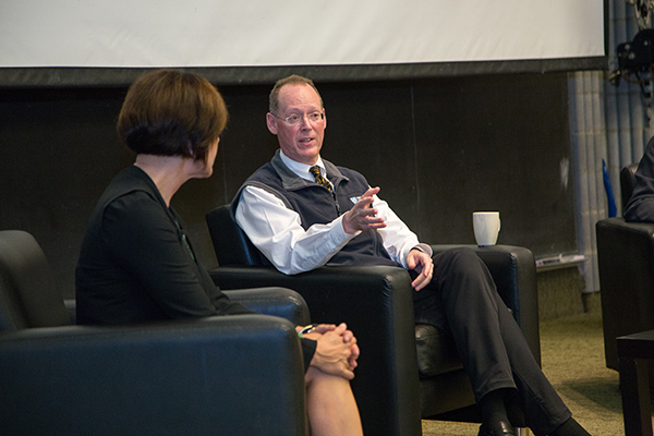 Dr. Paul Farmer, Kolokotrones University Professor of Global Health and Social Medicine at Harvard Medical School