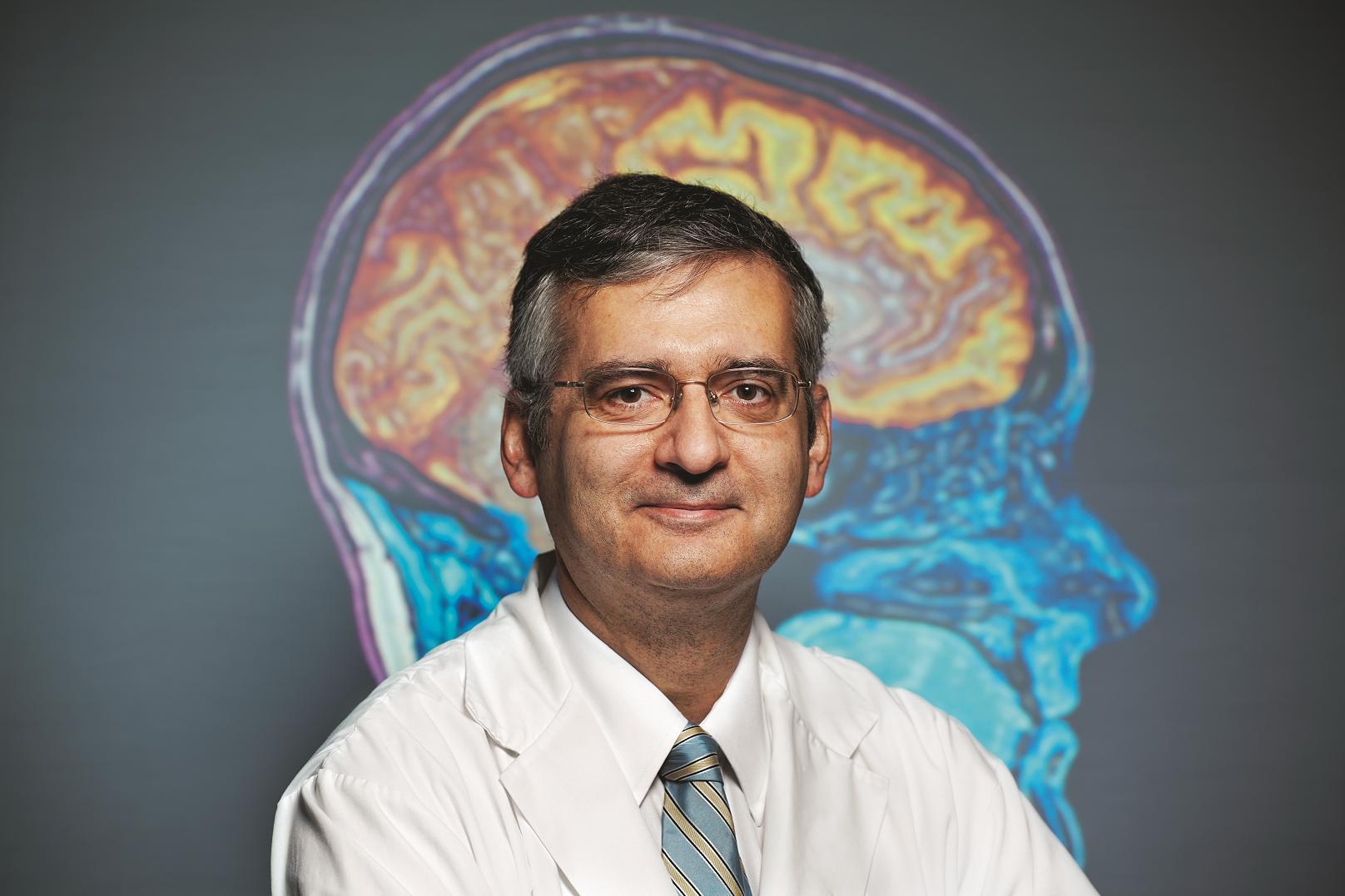 Andres Lozano, University Professor