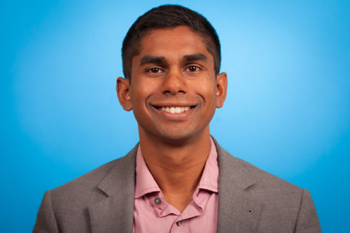 Assistant Professor Nav Persaud