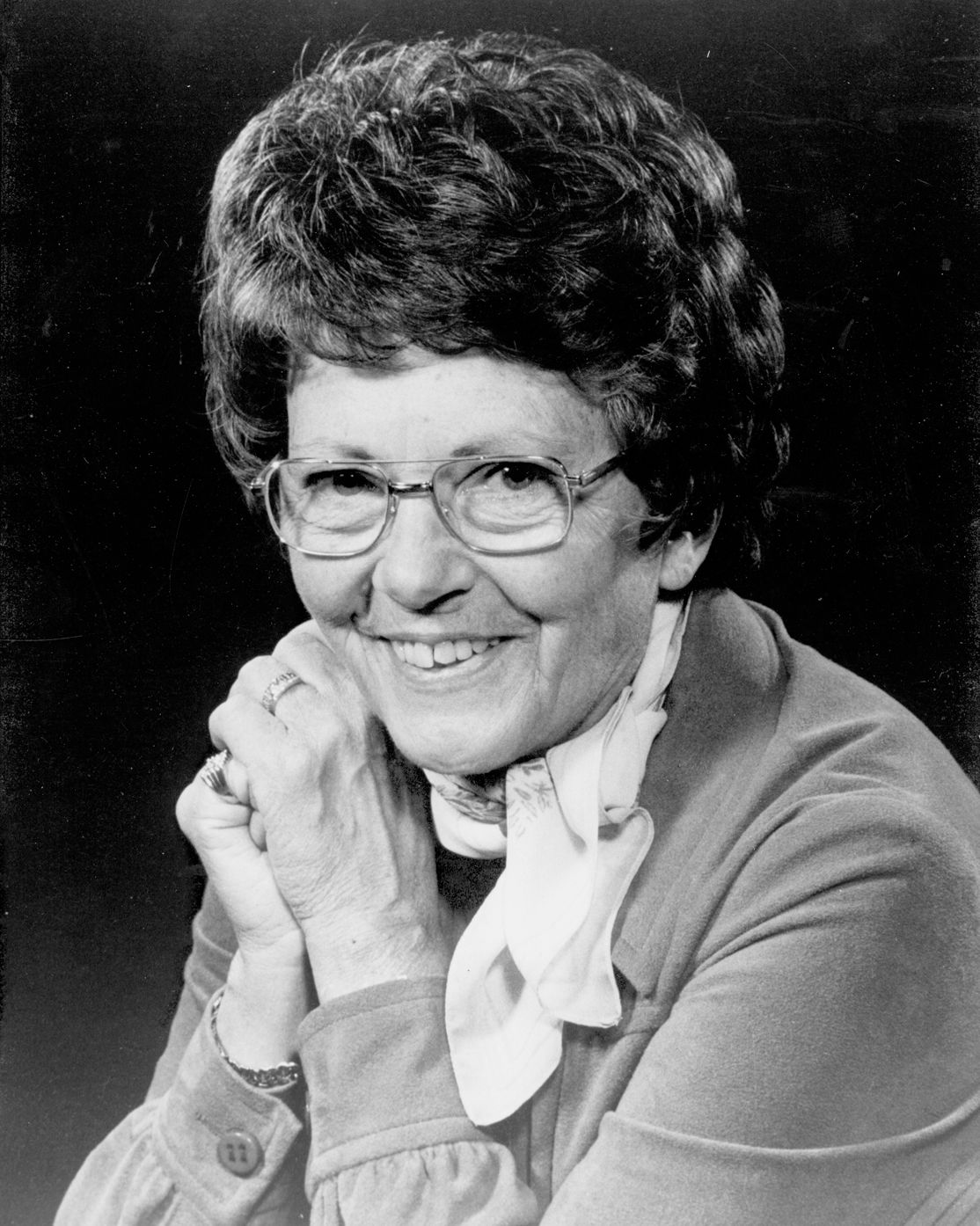 Portrait of M. Vera Peters c.1970s