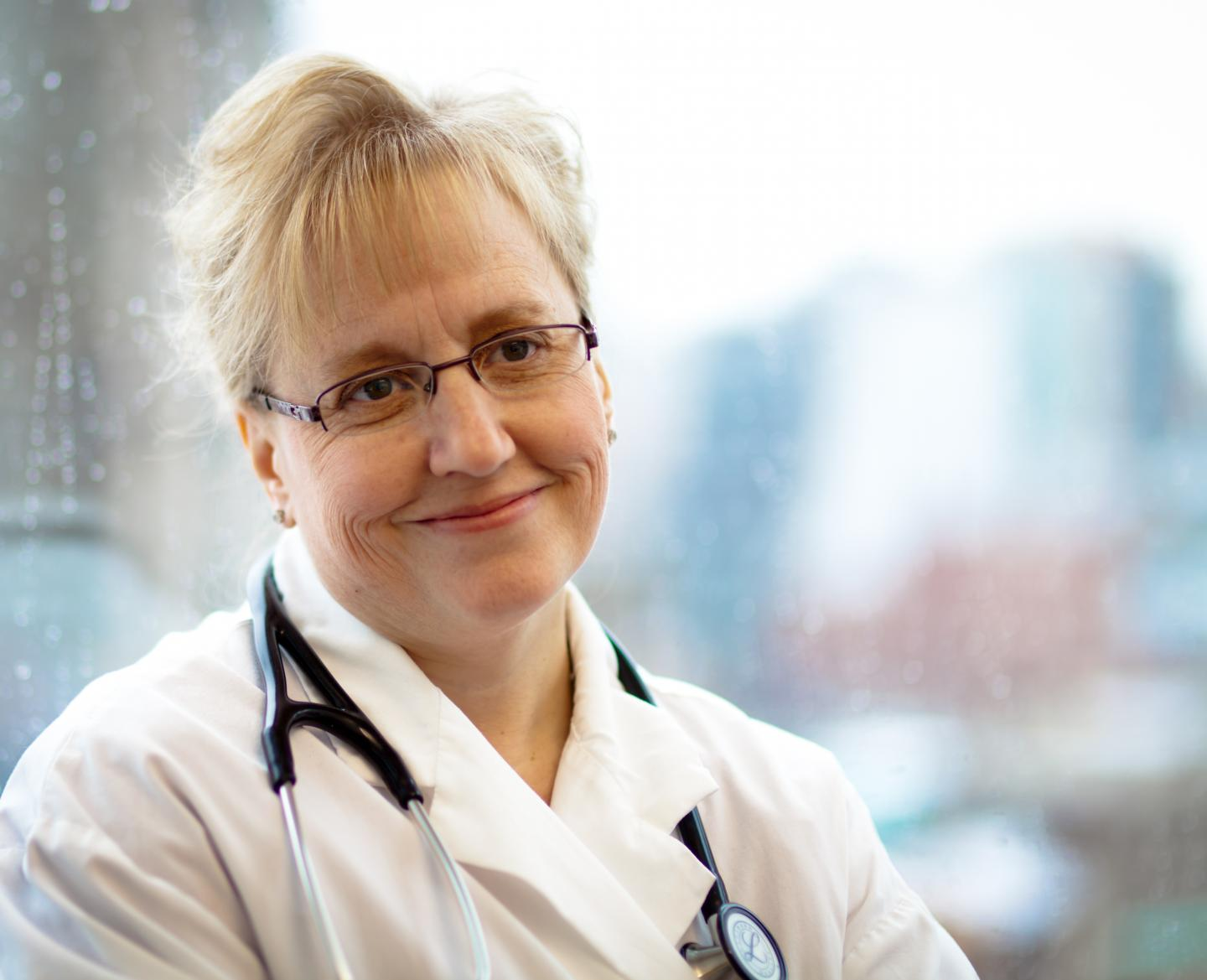 Professor Sharon Straus. Photo courtesy of St. Michael's Hospital