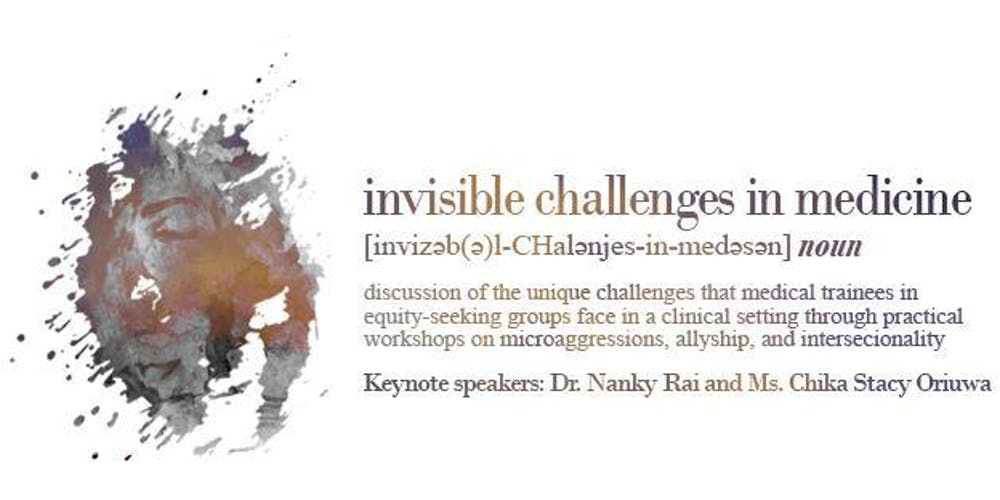 invisible challenges in medicine